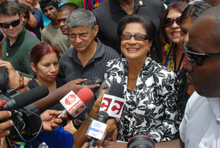 KAMLA IS BOSS
