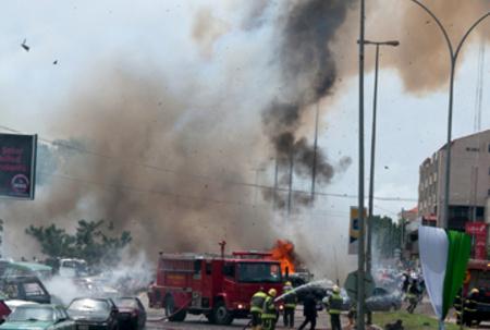 Deadly blasts rock Nigeria