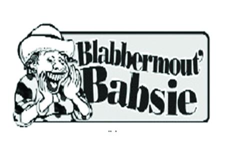 BLABBERMOUT' BABSIE: An' de 'beat' goin' on – mo' dan evah!