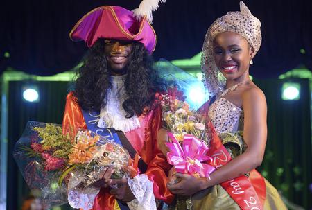 'Disney couple' win Q.C. pageant