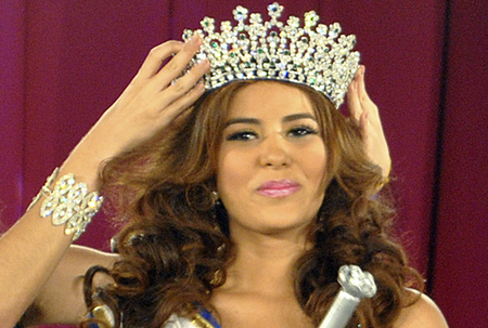 Miss Honduras, sister killed