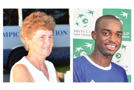 King and Roper capture mixed doubles crown