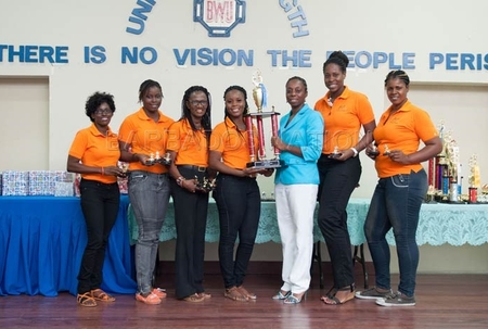 BWU Netball: Linda Brooks Zone