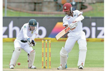 Windies fall flat