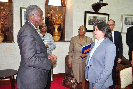 Barbados committed to working closely with SIDS