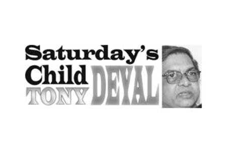 SATURDAY'S CHILD: My cousin Roy