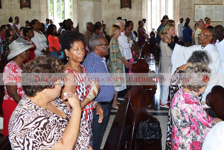 Christianity alive in Barbados
