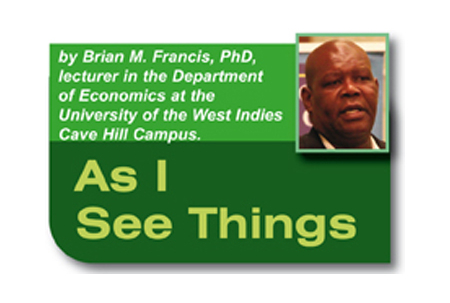 AS I SEE THINGS: Increasing economic activities