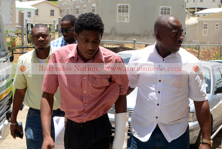 Remanded on murder charge