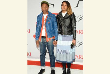 Pharrell honoured as fashion icon