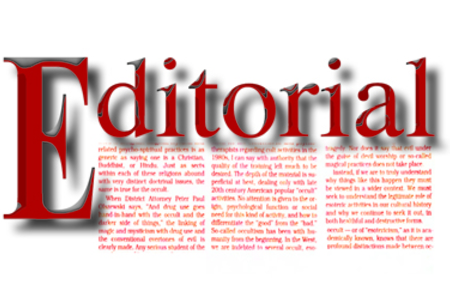 EDITORIAL: 1000-acre blunder