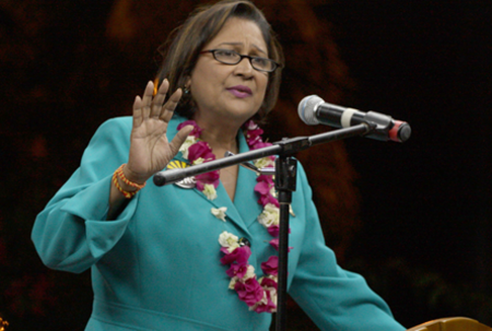 Kamla: More lies from Warner