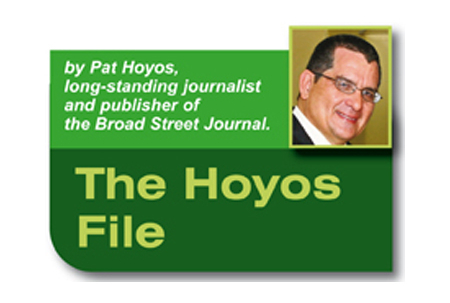 THE HOYOS FILE: A looming fiscal tragedy of Grecian proportions