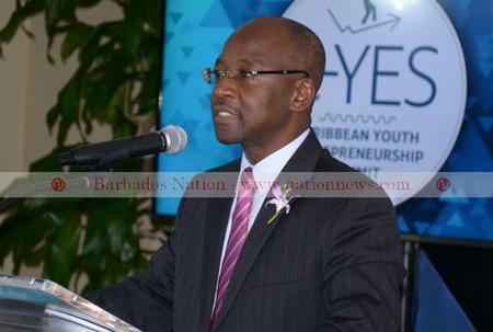 Young Caribbean entrepreneurs meet in Barbados