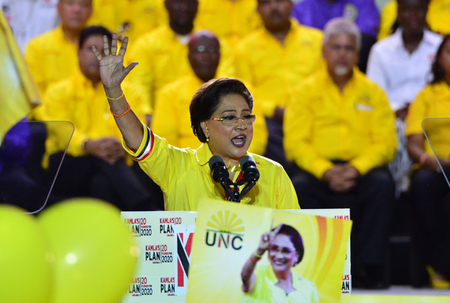 No thoughts of Kamla resigning