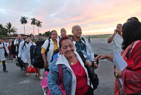 Cuba sends medical team to Dominica