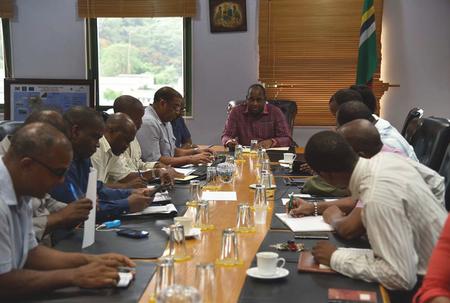 Prime Minister Skerrit thanks Barbados for support