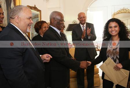 Trinidadian is Rhodes Scholar