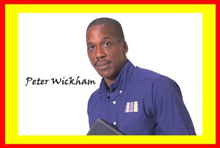 PETER WICKHAM: Political Giant II