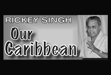 OUR CARIBBEAN: A chilling call in US politics