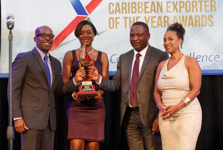WIBISCO named Caribbean exporter of the year