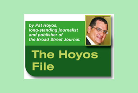 THE HOYOS FILE: 'Credit event' looms