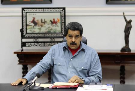 OECS, Maduro agree to 'advance peace, good governance' in Venezuela