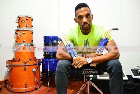 Melvin's journey to drummer extraordinare