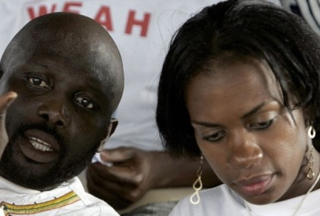Liberia's new First Lady is Jamaican national