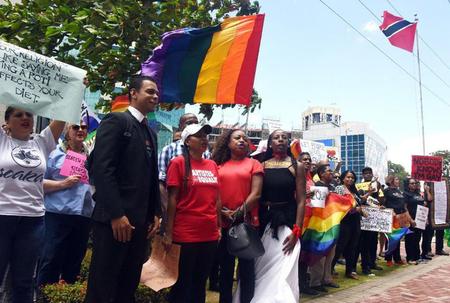 Joy in Trinidad following sexual offences ruling