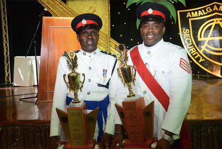 Two RBPF members cop regional awards