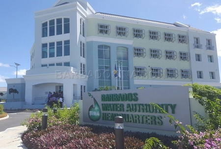 New board at Barbados Water Authority