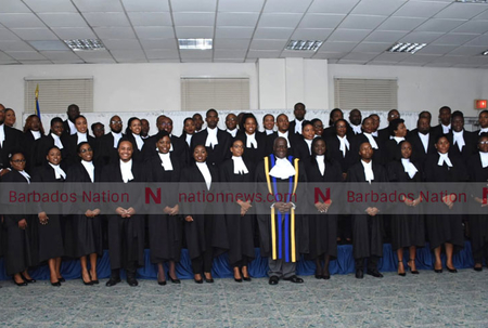 48 called to the Bar