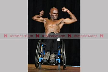 Wheelchair warriors a hit