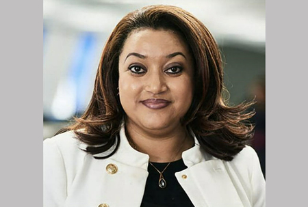 Only one black woman in Times' rich list