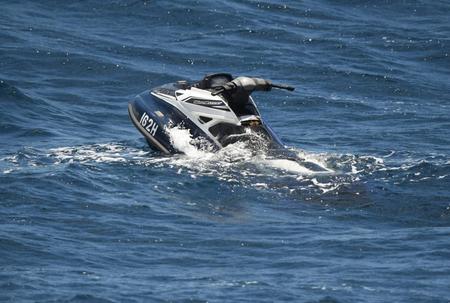 Jet ski recovered off coast of Guadeloupe