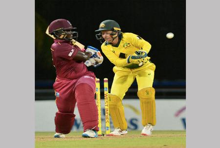WI Women lose T20 opener