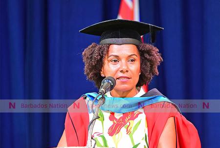 UWI honours Facebook director