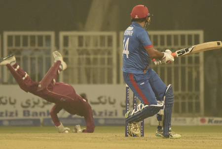 Windies come apart at the seam