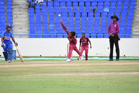 India Women level ODI series