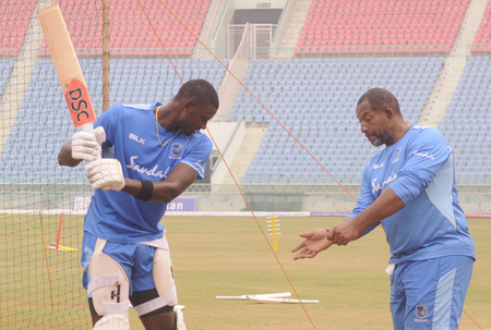 Windies ready for Afghan challenge