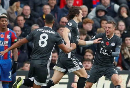 Leicester City defeat Crystal Palace