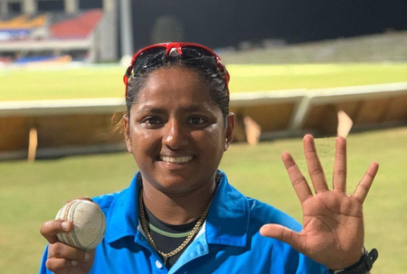 Windies Women win one-run thriller