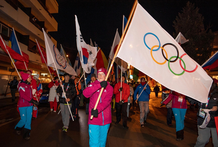 Winter Youth Olympics start in Lausanne