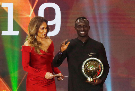 Mane is African Footballer of the Year