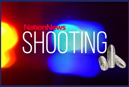 Man shot during confrontation with police