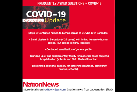 COVID-19 UPDATE: Day 4