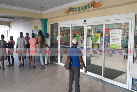 Bynoe: Aim to protect staff and shoppers