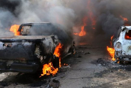 Deadly blast at market in Syria