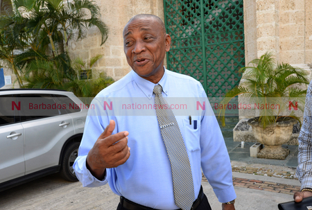 Atherley questions disbursement of funds